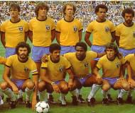 SELEÇÃO BRASILEIRA DE 82