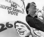 SILVIO SANTOS CANDIDATO À PRESIDÊNCIA
